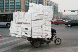 ई-कॉमर्स परिवहन
