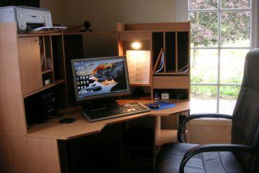 bureau a la maison