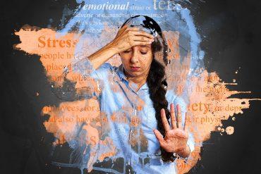 luta contra a ansiedade